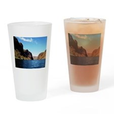 Colorado River Pint Glass