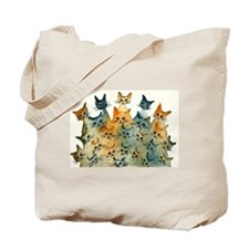 Charlottesville Stray Cats Bag
