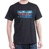 Denver Black T-Shirt