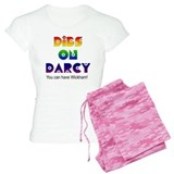 Dibs on Darcy pajamas