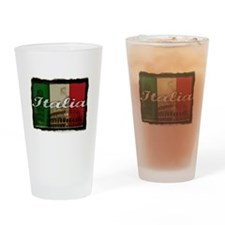 Italian pride Pint Glass