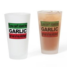 Garlic Pint Glass