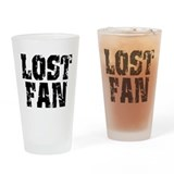 Lost Fan Pint Glass