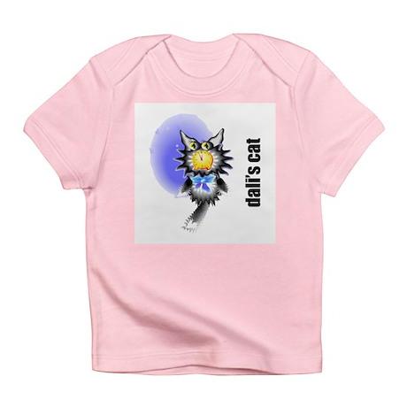 Salvador Dali's Cat Infant T-Shirt