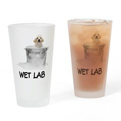 Wet Lab Pint Glass