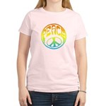Peace - rainbow Women's Light T-Shirt