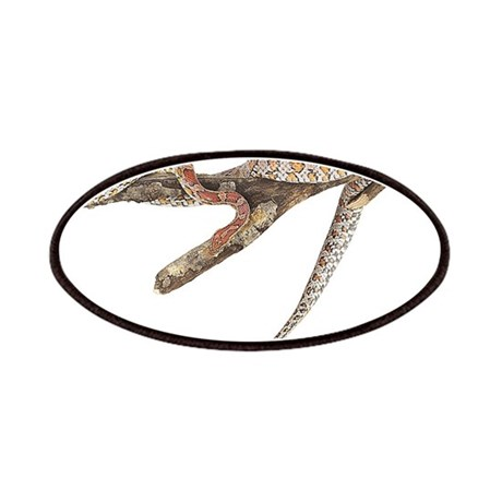 Corn Snake Photo Patches