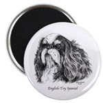English Toy Spaniel Magnet