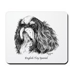 English Toy Spaniel Mousepad