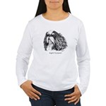 English Toy Spaniel Women's Long Sleeve T-Shirt