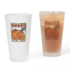 Gross School Cafeteria Pint Glass