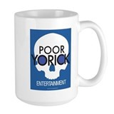 Poor Yorick Entertainment Mug