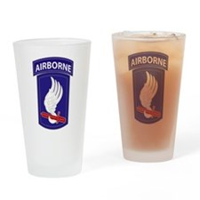 173rd AIRBORNE Pint Glass