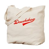 Douchebag Swoosh Tote Bag