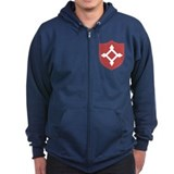 Cool Command Zip Hoodie