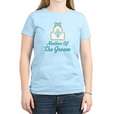 Mother of the Groom Wedding Cake T-Shirt