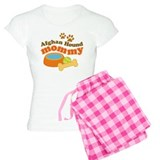 Afghan Hound Mommy Pet Gift pajamas