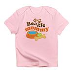 Beagle Mommy Pet Gift Infant T-Shirt