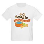 Beagle Mommy Pet Gift Kids Light T-Shirt
