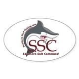 Funny Ssc Decal