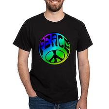 Tye Dye Peace T-Shirt