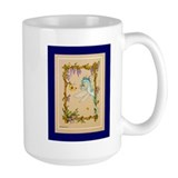 "Mug (large) ""Blue Fairy Dragon"""