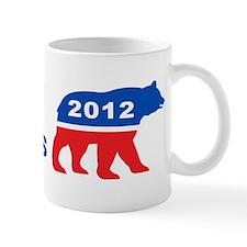MaMa Grizzlies 2012 Mug
