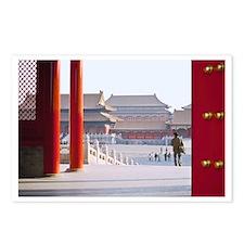 Forbidden City Postcards (Pack of 8)