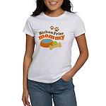 Bichon Frise Mommy Pet Gift Women's T-Shirt