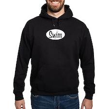 Swim Oval Hoodie