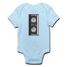 RETRO CASSETTE TAPE Infant Bodysuit