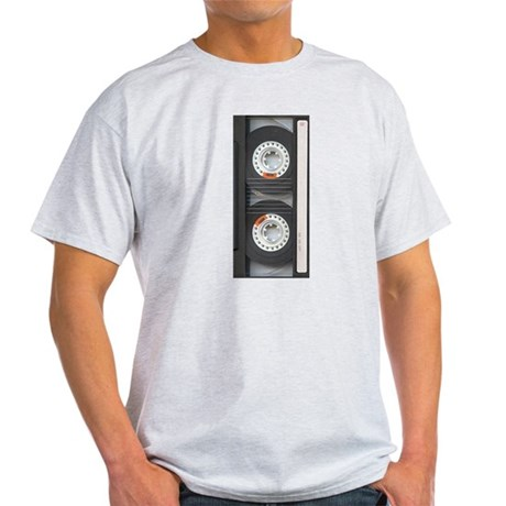 RETRO CASSETTE TAPE Light T-Shirt