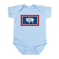 Vintage Wyoming Infant Bodysuit