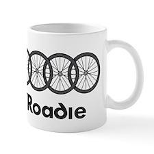 Roadie Cycling - Black Mugs