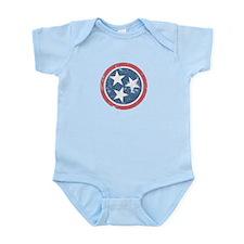 Vintage Tennessee Infant Bodysuit