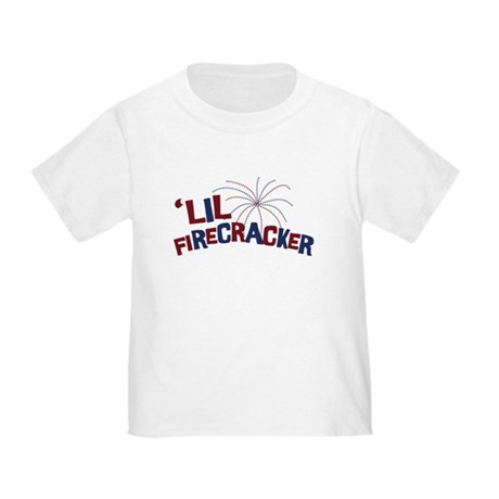 'Lil Firecracker Toddler T-Shirt