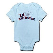 'Lil Firecracker Infant Bodysuit