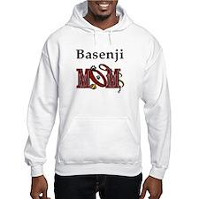 Basenji Mom Hoodie