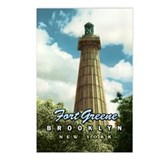 Nostalgic Fort Greene Postcards (Package of 8)