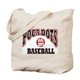 Poca Baseball Style 3 Tote Bag