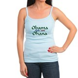 Obama Ohana 2012 Ladies Top
