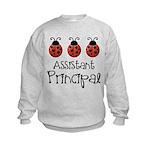 Assistant Principal Gift Kids Sweatshirt