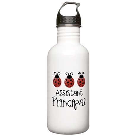 Assistant Principal Gift Stainless Water Bottle 1.