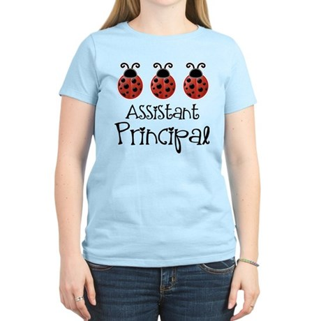 Assistant Principal Gift Women's Light T-Shirt