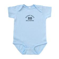 Bethany Beach - Varsity Design Infant Bodysuit