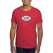 Swim Oval T-Shirt
