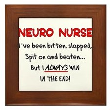Nurse Gifts XX Framed Tile
