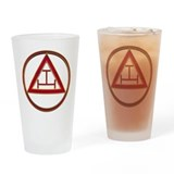 Royal Arch Drinking Glass