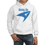 Boldly Go Hooded Sweatshirt