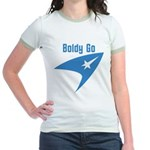 Boldly Go Jr. Ringer T-Shirt
